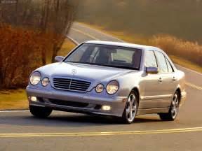 Mercedes Dealers Mercedes E320 2002 Pictures Information Specs