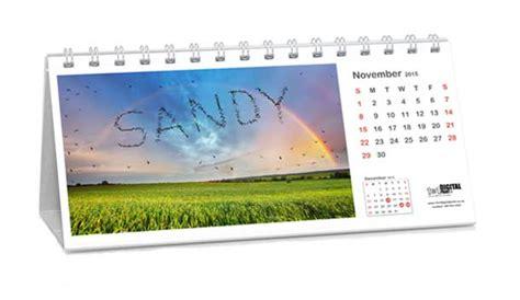 Personalised Calendars Personalised Calendars 1 To 1 Digital Print