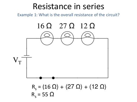what is the resistance of resistor r3 17 resistance in series and parallel