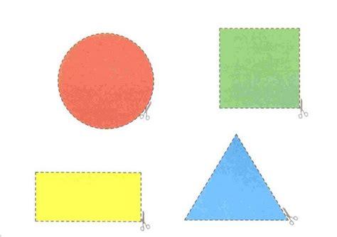 imagenes con figuras geometricas ocultas figuras geometricas para cortar y pegar material para