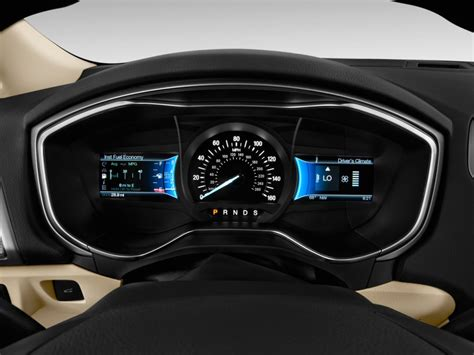 download car manuals 2012 ford fusion instrument cluster image 2016 ford fusion 4 door sedan se fwd instrument