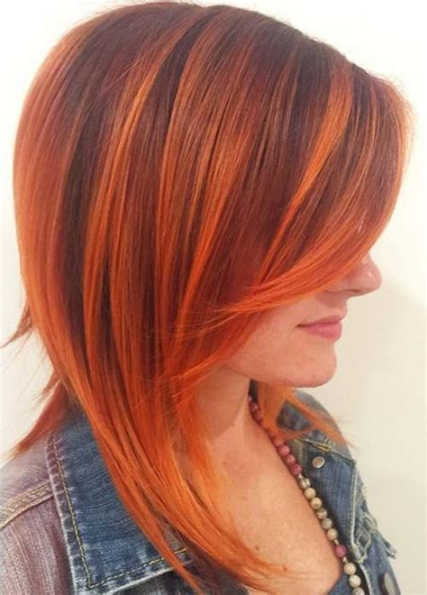 long haircuts with a back view redheads 55 incredible short bob hairstyles haircuts with bangs