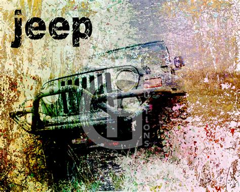 jeep art jeep art on behance