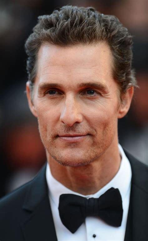 Matthew McConaughey Talks Hair Loss
