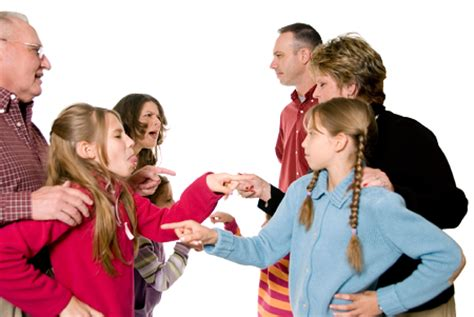 how to get a family member sectioned how to prevent family conflict from spreading like