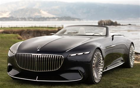 mercedes maybach price 2017 vision mercedes maybach 6 cabriolet serious wheels