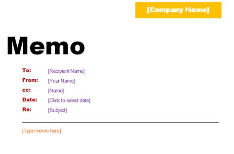 free memo template microsoft word templates inter office memo template