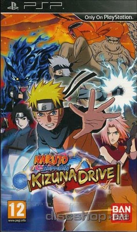 game psp naruto format iso naruto shippuden kizuna drive download game psp ppsspp