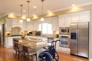 Wheelchair accessible kitchen wheelchair accessible home and