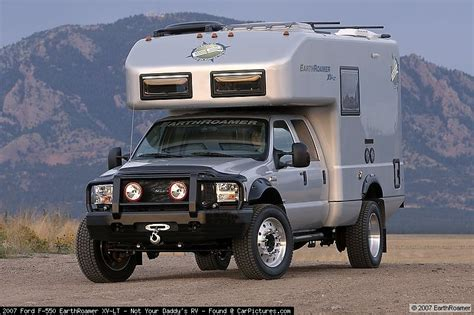 Ford Earth Roamer by Earthroamer Xv Lt Ford F 550 Photos Photogallery With 13