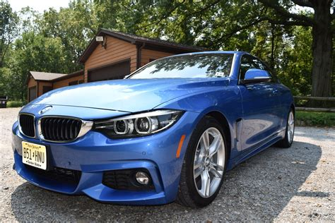 coupe stylé 2018 bmw 440i coupe review agility style luxury and