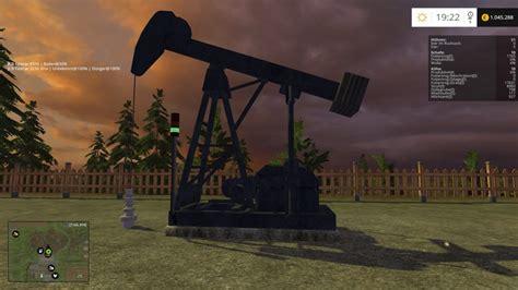 Petroleum Ls by For Crude Produkton Mod V 2 1 Farming