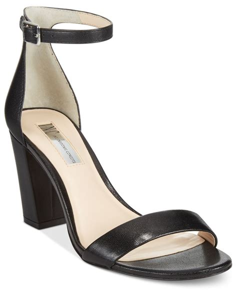 inc international concepts kivah block heel dress sandals