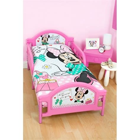 disney minnie mouse toddler bed disney minnie mouse toddler bed kids pinterest