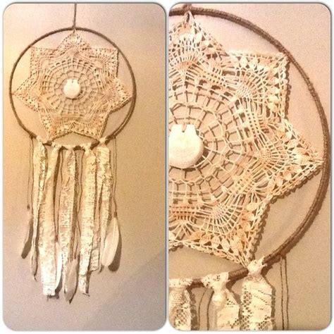 Handmade Dreamcatcher - a vintage dreamcatcher handmade with diy