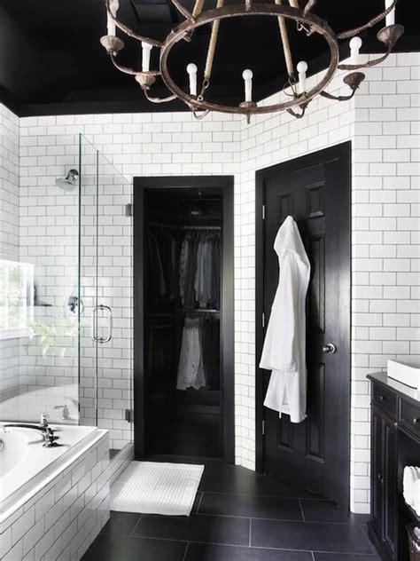 black and white bathroom photos hgtv black and white bathroom contemporary bathroom hgtv