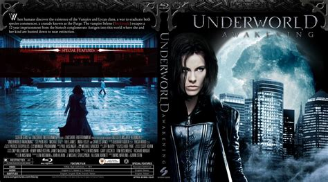 film complet underworld 4 underworld awakening movie blu ray custom covers
