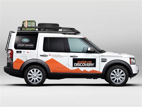 land rover discovery expedition land rover discovery 4 expedition vehicle 2012