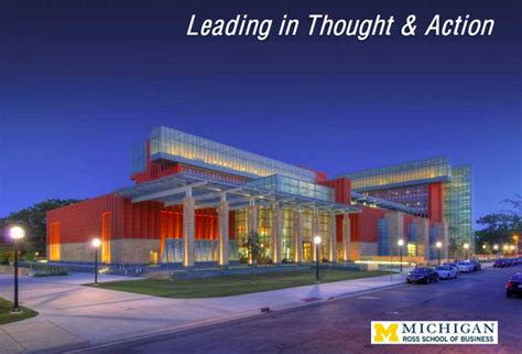 Michigan Ross Mba Admissions Statistics by Michigan Global Mba Ross Thai Gmba