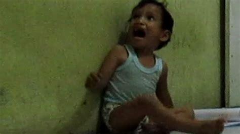 wallpaper lucu anak kecil video lucu anak kecil takut hantu bikin ngakak youtube