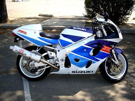 97 Suzuki Gsxr 750 My 1997 Gsxr 750 Srad Suzuki Gsx R Motorcycle Forums
