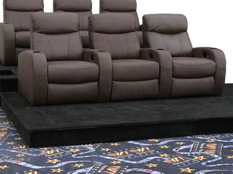 soundright  home theater riser platform seating