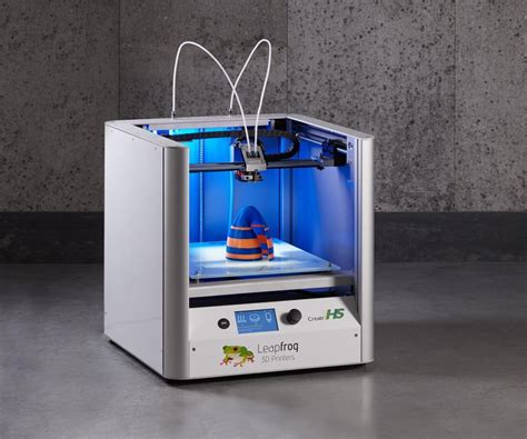 3d print creatr hs 3d printer leapfrog 3d printers
