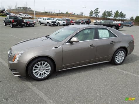 2012 cadillac cts colors 2012 mocha steel metallic cadillac cts 3 0 sedan 62159260