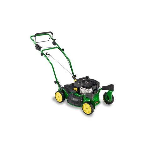 deere js63vc walk mulching lawn mower 21