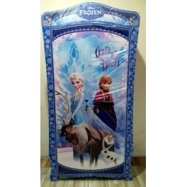 Lemari Frozen frozen 2 pintu snow flakes