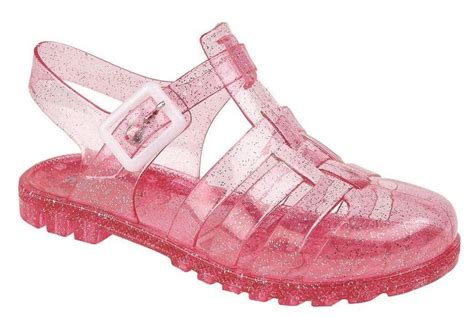 Jelly Shoes glitter jelly shoes 28 images clear pink glitter jelly