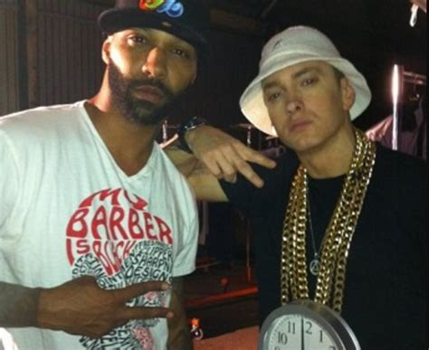 eminem joe budden joe budden says eminem s quot untouchable quot song is trash is