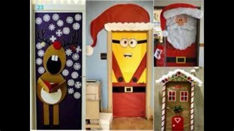 decorar puertas de navidad ideas para decorar puertas en navidad youtube