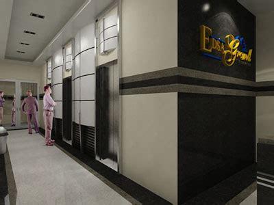 100 Floor Building Elevator Escape - edsa grand residences philippine condo