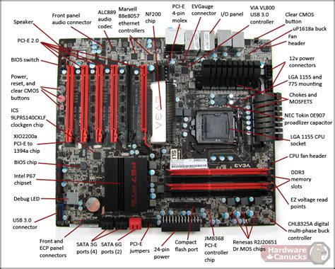 motherboard layout quiz evga p67 ftw motherboard review page 6