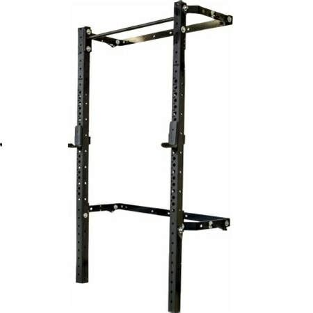 Bar Cl Rack Plans by Prx Performance Wall Mount Folding Squat Rack With