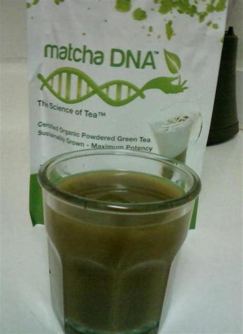 Organic Tea Detox Matcha Dna Reviews by Matcha Dna Green Tea Review Paperblog