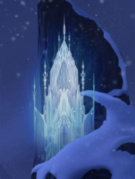Frozen Castle frozen castle frozen frozen castle and elsa