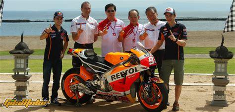 Baju Balap Honda Repsol Motogp profil honda rc213v motogp 2015 rilis di bali gilamotor