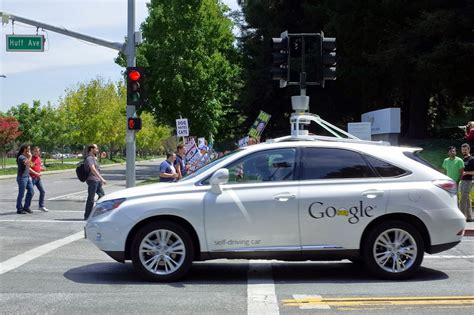 design google car self driving car inhabitat green design innovation