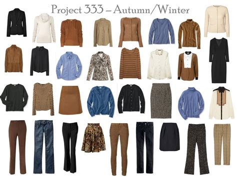 Project Wardrobe capsule wardrobe project 333 caramel black accessories