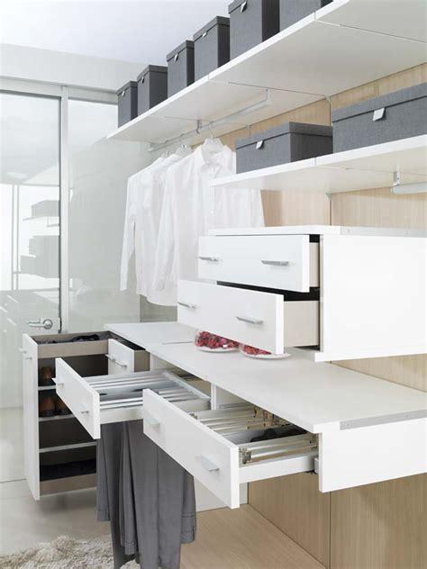 armarios  vestidores modernos  de diseno porcelanosa