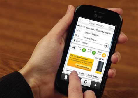 ford unveils myford mobile app to remotely monitor and
