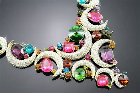 colorful gems jewelry set xcitefunnet