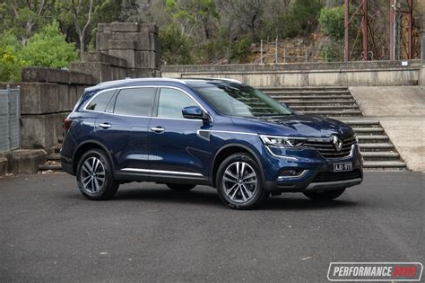 renault suv 2017 2017 renault koleos intens 4x4 review video