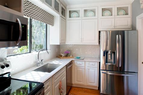 hgtv kitchen ideas small kitchen design ideas and solutions hgtv