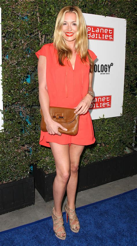 Cat Deeley At The Opening Of The Place Store Wearing Chanel by Cat Deeley At Planet Dailies And Mixology 101 Grand