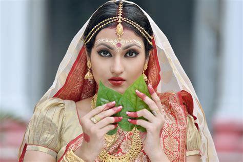 Bridal Hairstyle In Kolkata   Fade Haircut