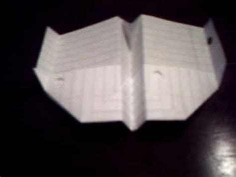 How To Make Paper Stunt Planes - how to make the best paper stunt plane