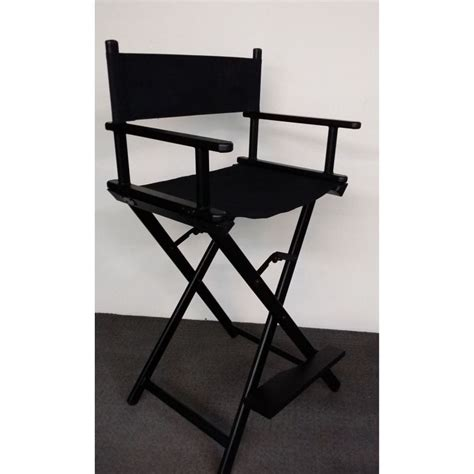 Foldable Makeup Chair by Folding Professional Makeup Chair Black 110cm Buy